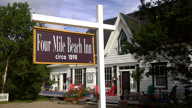 Four Mile Beach Inn